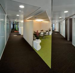 Itron - espace de réunion informel