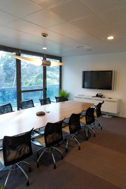 Oger international - salle réunion