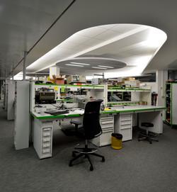 Itron - Laboratoires R&D vue 1
