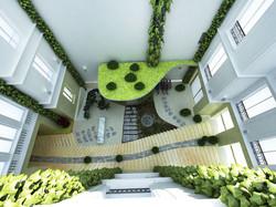 Jardin - concept d'aménagement