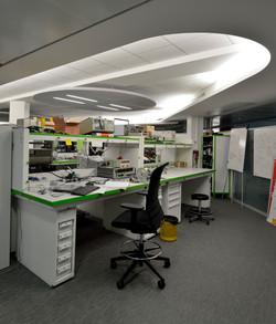 Itron - Laboratoires R&D vue 3