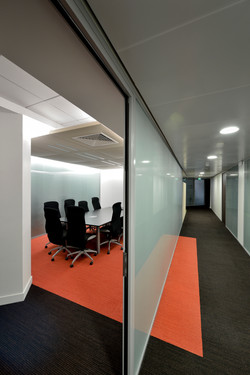 Itron - Salle de réunion