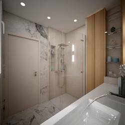 sur douche