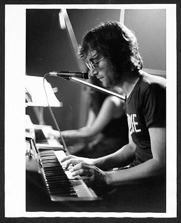 John Lennon Butterfly Studios, NYC 1972