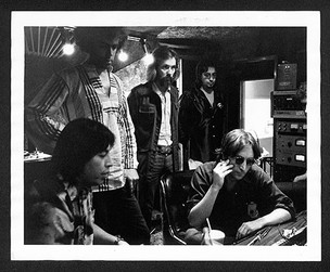 John Lennon - Recording 'Walls and Bridges' Record Plant. NYC, 1974