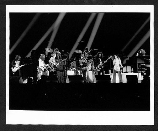 John Lennon, Yoko Ono & Elephant's Memory MSG. NYC, 1972
