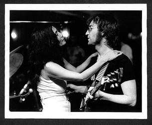 John Lennon & Yoko Ono - In Love Butterfly Studios. NYC, 1972