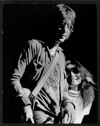 John Lennon & Yoko Ono - One To One Concert MSG, NYC 1972