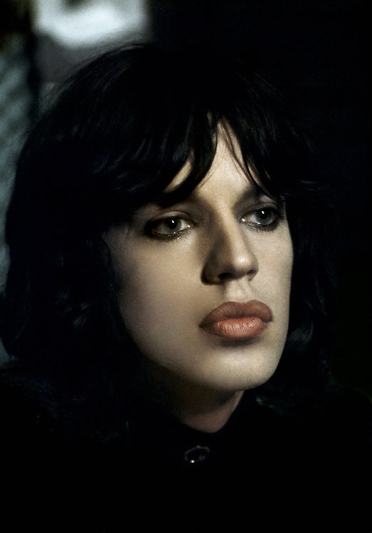 Mick Jagger by Andrew Maclear