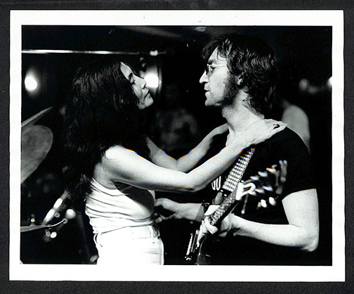 John Lennon & Yoko Ono - In Love Butterfly Studios, New York City 1972