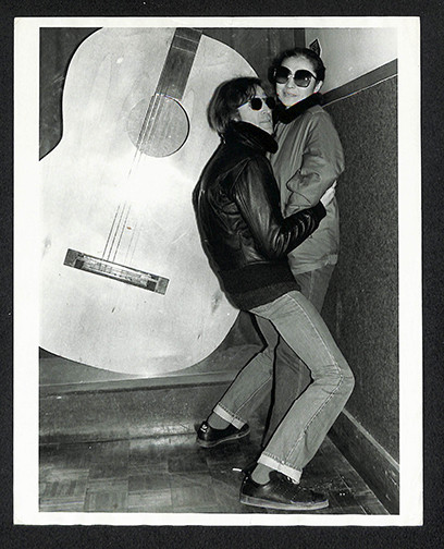 John Lennon & Yoko Ono - Against The Wall Record Plant, NYC December 1980