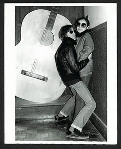 ohn Lennon & Yoko Ono - Against The Wall Record Plant, NYC December 1980