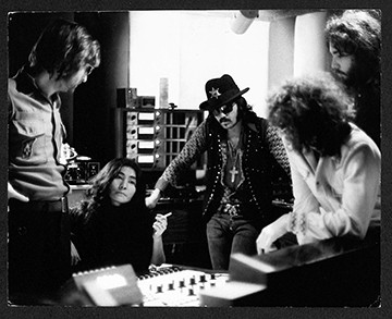 Ono's Approximately Infinite Universe With Elephant's Memory, fall 1972 Record Plant Studio Sessions for Yoko