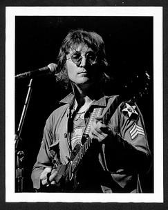 John Lennon Live At MSG MSG. NYC, 1972