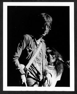 John Lennon & Yoko Ono - One To One Concert MSG. NYC, 1972