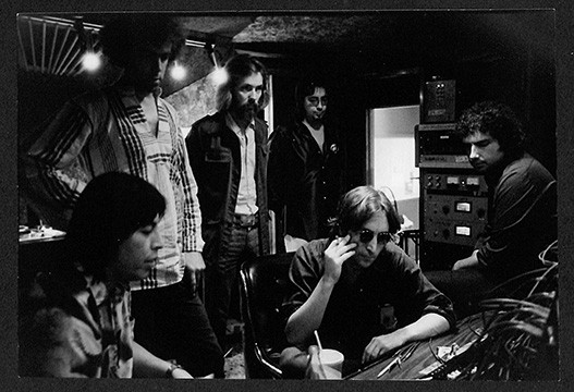 John Lennon - Recording 'Walls and Bridges' Record Plant, NYC 1974
