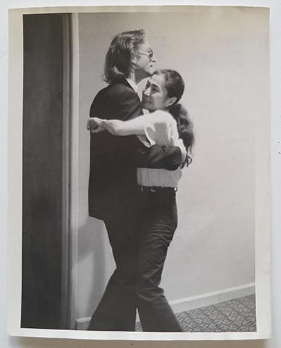 John Lennon & Yoko Ono - Dancing Hit Factory, NYC 1980