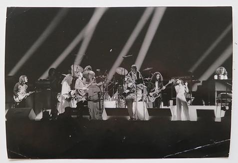 John Lennon, Yoko Ono & Elephant's Memory MSG, NYC 1972