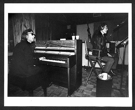 John Lennon & Yoko Ono Hit Factory, NYC 1980