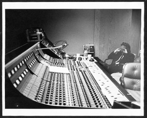 John Lennon The Hit Factory, NYC 1980