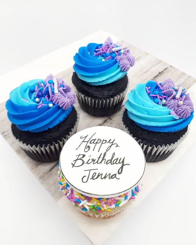 BIRTHDAY CUPCAKES_•_Say _Happy Birthday_