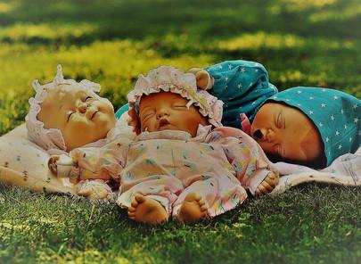 טיפול באמצעות בובות בדמנציה