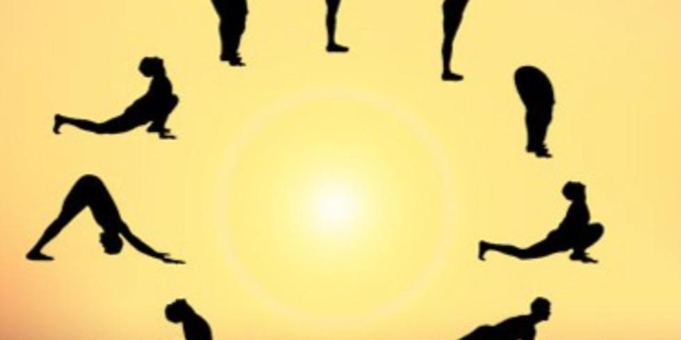 Day Retreat - Surya Namaskara