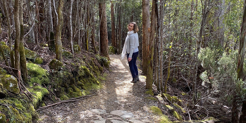 Mindful Walking at the Springs