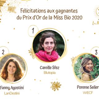 Miss bio 2020