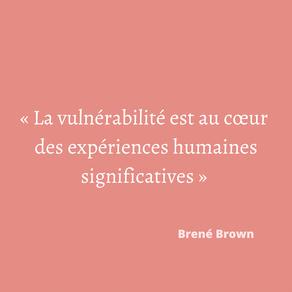 La voie de la vulnérabilité
