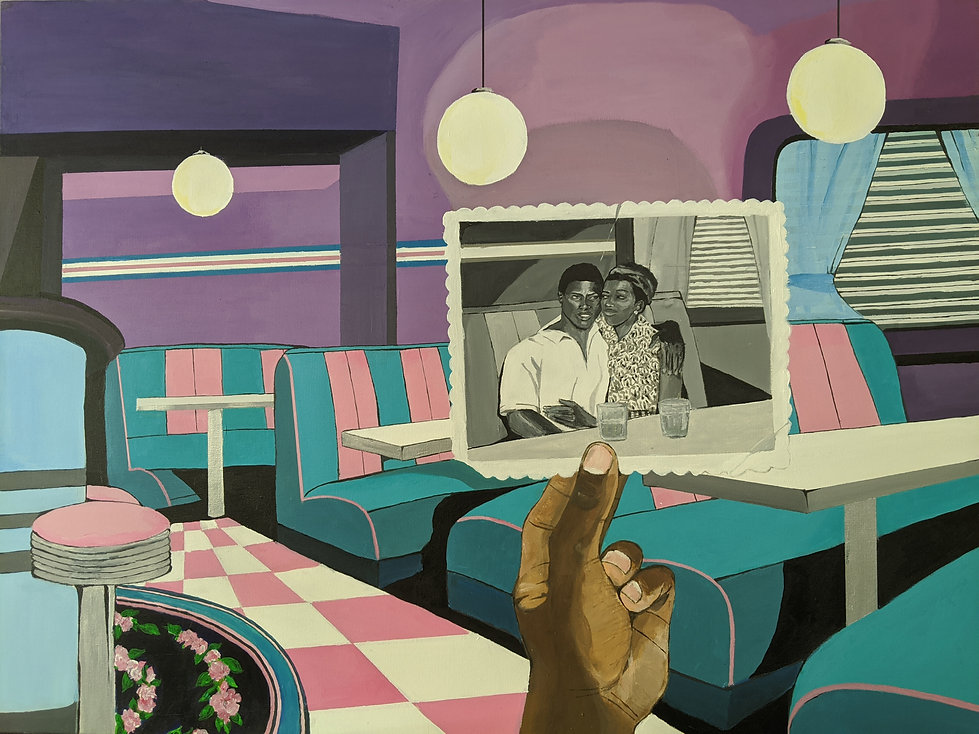 Blitz Bazawule_A Moment in Time_ Diner_2