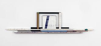 Remy Jungerman Reframes Minimalism Through A Maroon Lens