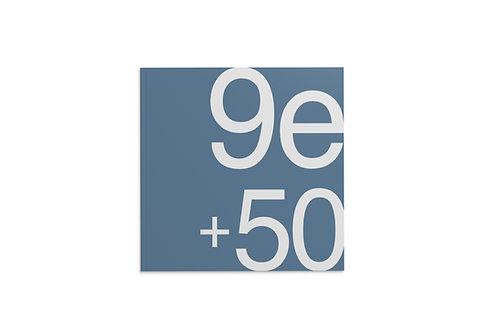 """9 Evenings + 50"" catalog"