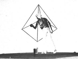 Pyramid Drawings (1976-77)