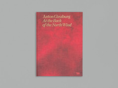 Anton Ginzburg: At the Back of the North Wind, published by Hatje Cantz