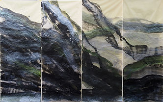 Inaugural exhibit at new Beacon gallery features 'conceptual landscapes'