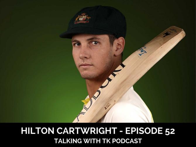 Episode 52 - Hilton Cartwright