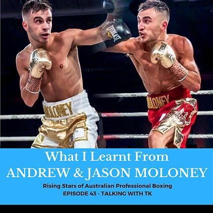 Andrew Moloney, Jason Moloney