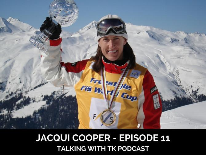 Episode 11 - Jacqui Cooper