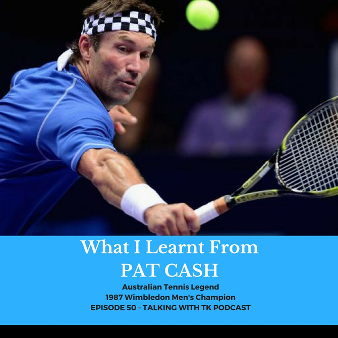 What I Learnt From Pat Cash