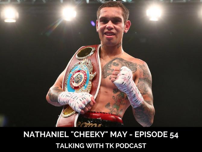 Episode 54 - Nathaniel May