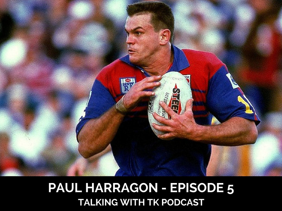 Paul Harragon