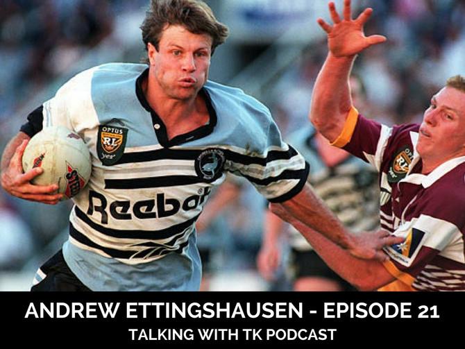 Episode 21 - Andrew Ettingshausen