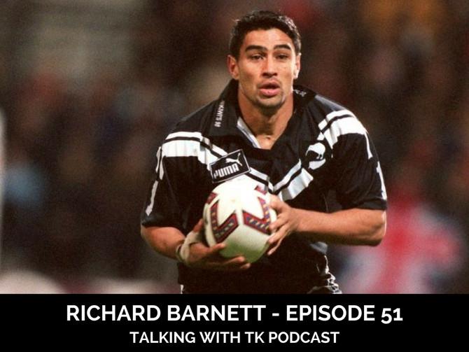 Episode 51 - Richard Barnett