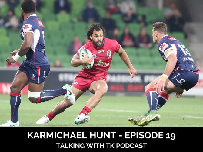 Episode 19 - Karmichael Hunt