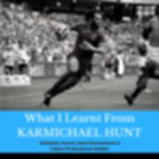 Karmichael Hunt