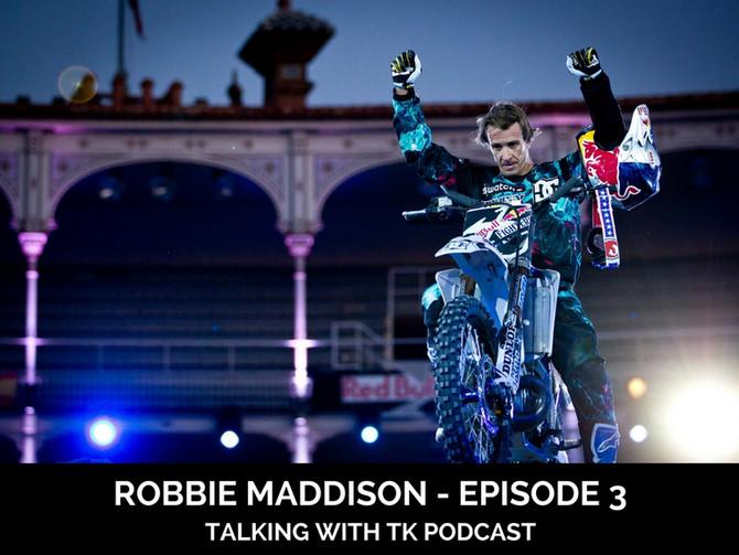 Episode 3 - Robbie Maddison