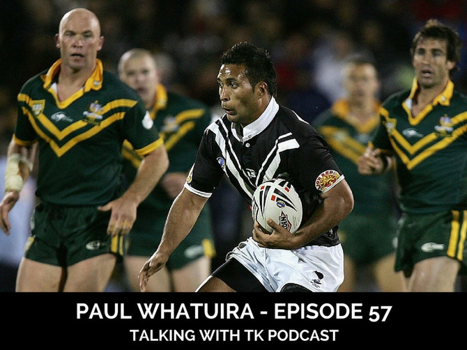 Episode 57 - Paul Whatuira