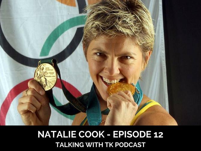 Episode 12 - Natalie Cook