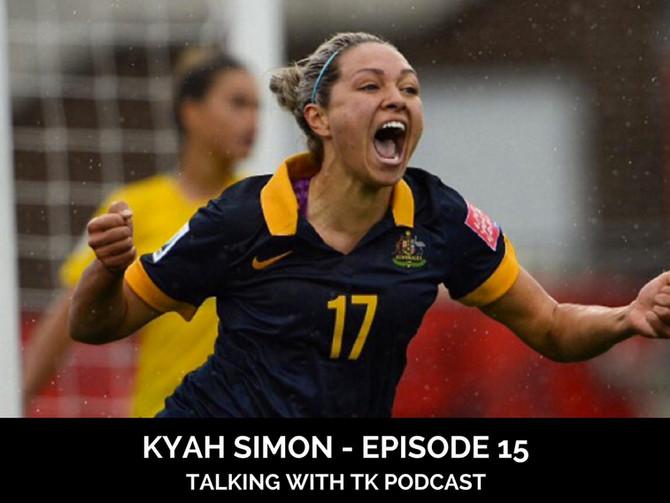 Episode 15 - Kyah Simon